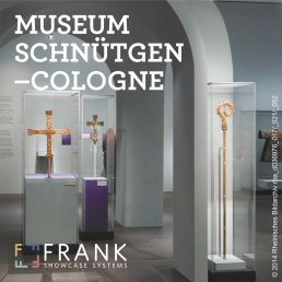Museum Display Cases Cologne