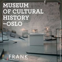 Museum Cultural History Showcases